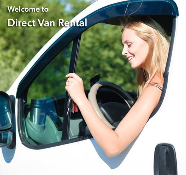 Direct van rental